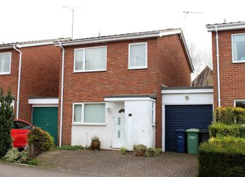 Thumbnail 3 bed detached house for sale in Gladstone Way, Cherry Hinton, Cambridge