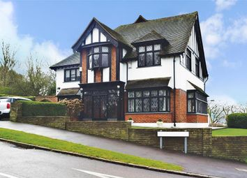 Thumbnail 4 bed detached house for sale in Mount Echo Avenue, London