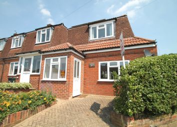 Thumbnail 2 bed end terrace house to rent in Radstock Way, Merstham, Redhill