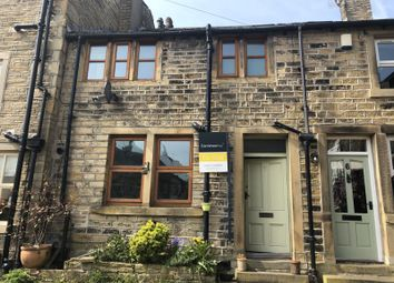 Thumbnail 3 bed cottage for sale in Exchange, Honley, Holmfirth