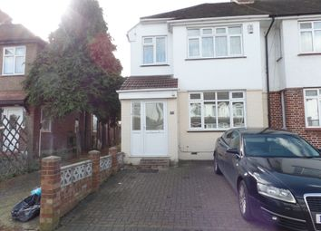 Thumbnail 1 bed semi-detached house to rent in Nield Road, Hayes