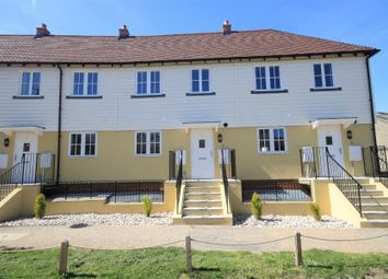 Thumbnail 3 bed terraced house to rent in New Creek Road, Faversham