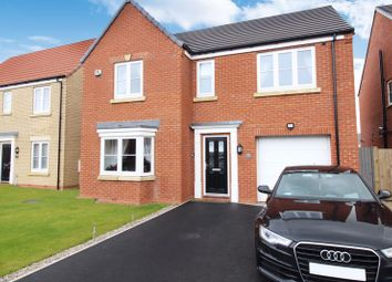 Thumbnail 4 bed detached house for sale in Ouzel Grove, Eastfield, Scarborough