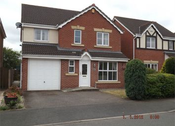 Thumbnail 4 bed detached house for sale in Harvest Way, Hindley Green, Wigan, Lancashire