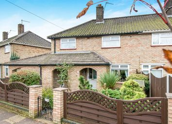 Thumbnail 3 bedroom semi-detached house for sale in Locksley Road, Norwich