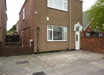 Thumbnail 2 bed flat for sale in Eleanor Street, Grimsby