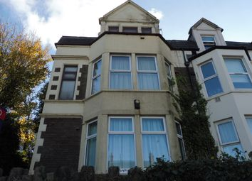 Thumbnail 2 bedroom flat for sale in Newport Road, Roath, Cardiff