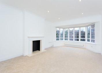 Thumbnail 3 bed flat to rent in Wedderburn Road, London