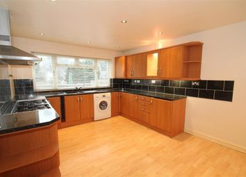 Thumbnail 3 bed terraced house to rent in Ridgeway Parade, Church Crookham, Fleet