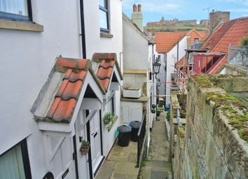 Thumbnail 2 bed terraced house for sale in Bakehouse Yard, Whitby, North Yorkshire