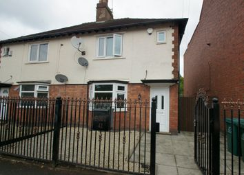 Thumbnail 3 bedroom semi-detached house to rent in Pridmore Road, Foleshill, Coventry