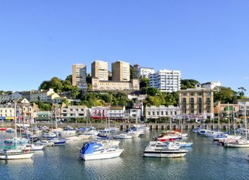 Thumbnail 3 bed flat for sale in Shirley Towers Vane Hill Road, Torquay