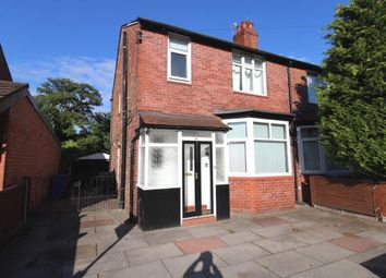 Thumbnail 3 bed semi-detached house for sale in Warren Avenue, Cheadle, Cheshire