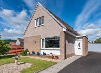 Thumbnail 5 bed detached house for sale in Churchill Drive, Bridge Of Allan