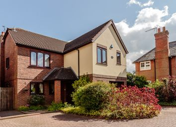 Thumbnail 4 bed detached house for sale in Watford Road, St Albans, St. Albans