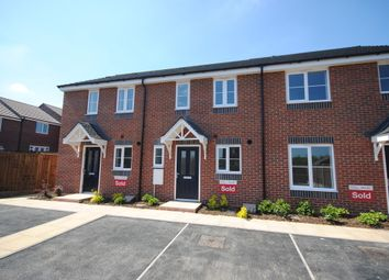 Thumbnail 2 bed terraced house to rent in Kinnersley Drive, The Hincks, Lilleshall, Newport