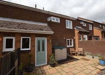 Thumbnail 3 bed terraced house for sale in Addycombe Close, Rothbury, Morpeth