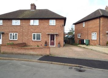 Thumbnail 3 bedroom semi-detached house for sale in Swaffham, Norfolk