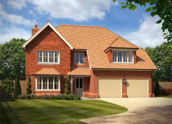 Thumbnail 5 bedroom detached house for sale in Godstone Road, Lingfield, Surrey