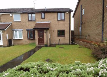 Thumbnail 2 bedroom end terrace house for sale in Humsford Grove, Cramlington