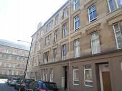 Thumbnail 2 bed flat to rent in Granville Street No 7 Flat 2/2, Glasgow