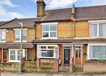 Thumbnail 2 bed terraced house for sale in Western Road, Maidstone, Kent