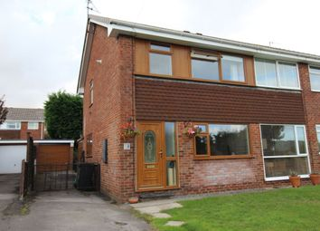 Thumbnail 3 bed semi-detached house for sale in St. Peters Road, Portishead, Bristol