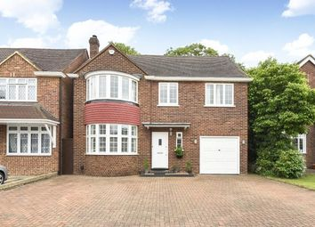 Thumbnail 4 bed detached house for sale in Elizabeth Way, Hanworth Park