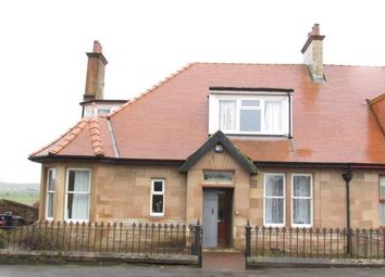 Thumbnail 4 bed semi-detached house for sale in Barhill Road, Cumnock