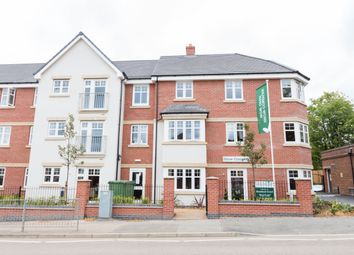 Thumbnail 2 bed flat for sale in Rosebud Court, Westfield Road, Wellingborough