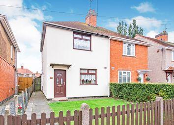 2 bed semi-detached house for sale in Poplar Avenue, Bedworth, Warwickshire CV12