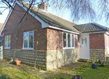 Thumbnail 3 bedroom detached bungalow for sale in School Road, Durrington, Salisbury