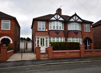 Thumbnail 3 bed semi-detached house for sale in Assheton Road, Newton Heath, Manchester, Greater Manchester