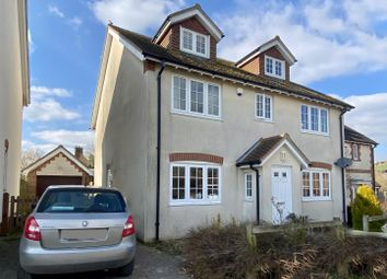 Thumbnail 5 bed detached house for sale in Anvil Close, East Meon, Petersfield