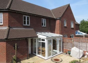 Thumbnail 2 bed flat for sale in Lower Meadow, Ilminster