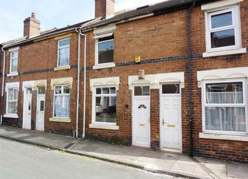 Thumbnail 2 bedroom terraced house to rent in Cliff Street, Middleport, Stoke-On-Trent