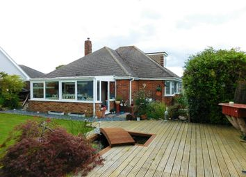Thumbnail 3 bed bungalow for sale in Woodlands Crescent, Hamworthy, Poole