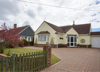 Thumbnail 2 bed detached bungalow for sale in Pagham Road, Pagham