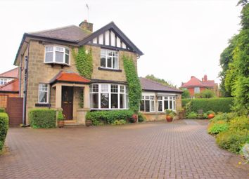 Thumbnail 5 bedroom detached house for sale in Otley Road, Harrogate