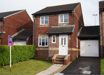 3 bed detached house for sale in Swallows End, Plymouth PL9