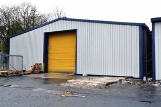 Thumbnail Industrial to let in Hud Hey Road, Haslingden