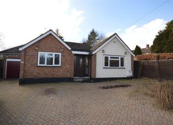 Thumbnail 3 bed detached bungalow for sale in Spooners Drive, Park Street, St.Albans
