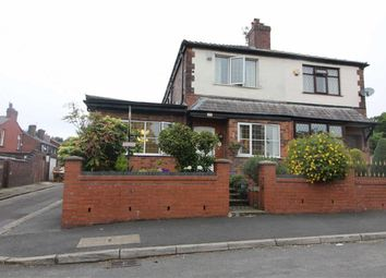 Thumbnail 5 bed semi-detached house for sale in Knowsley Road, Bolton