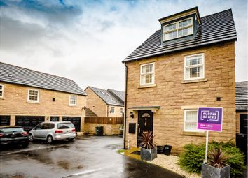 Thumbnail 3 bed link-detached house for sale in Norfolk Avenue, Ferndale, Huddersfield