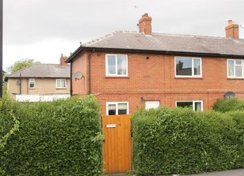 Thumbnail 2 bed end terrace house for sale in Slingsby Crescent, Harrogate