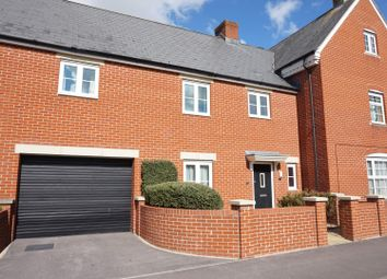 Thumbnail 4 bed terraced house for sale in Redworth Drive, Salisbury