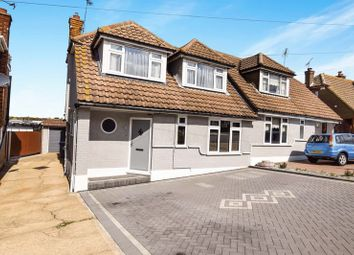 Thumbnail 2 bed semi-detached house for sale in Woodbrooke Way, Corringham, Stanford-Le-Hope