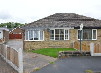 Thumbnail 2 bed semi-detached bungalow for sale in Grove Park, Calder Grove, Wakefield