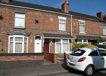 Thumbnail 2 bedroom terraced house to rent in Gresty Terrace, Crewe