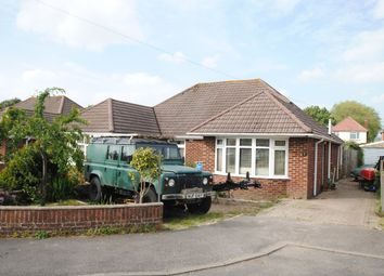 2 bed bungalow for sale in Swanmore Avenue, Southampton SO19